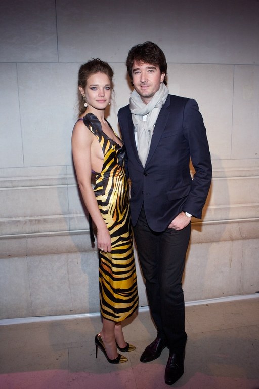 Natalia Vodianova &  Antoine Arnault