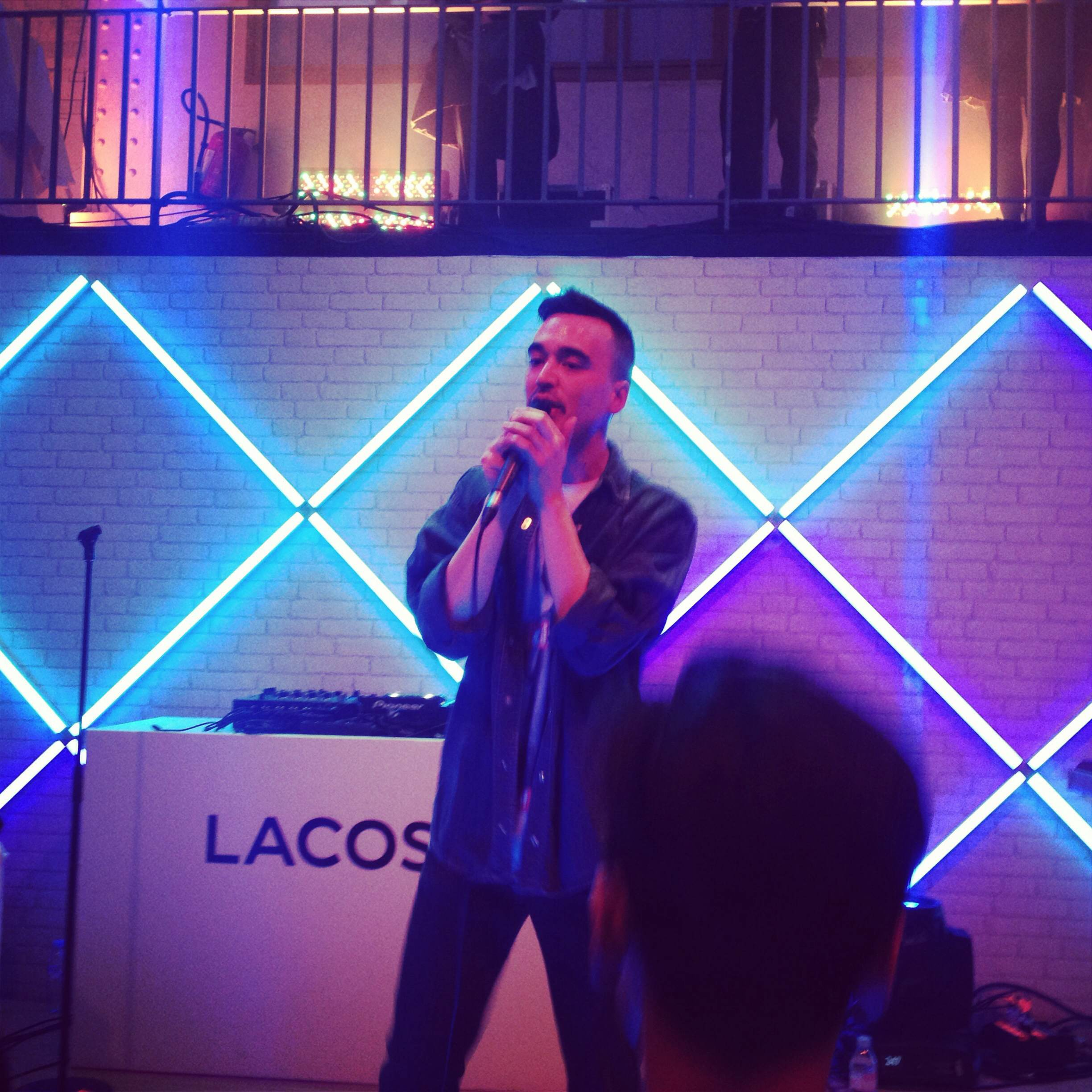 LACOSTE BEAUTIFUL PARTY - THE AIKIU (Live) - MTRLST.COM