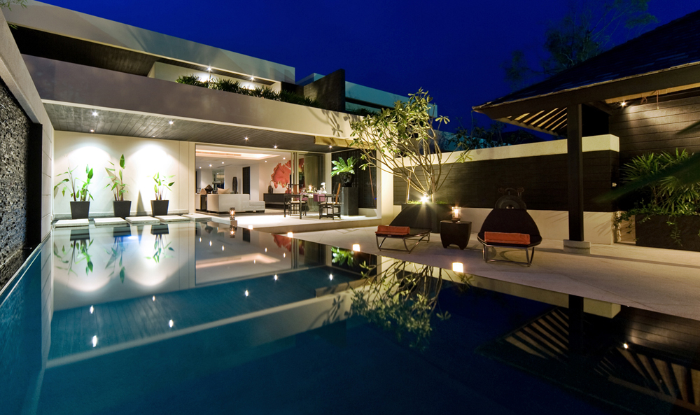 Pavilions Phuket - Spa Pool Penthouse