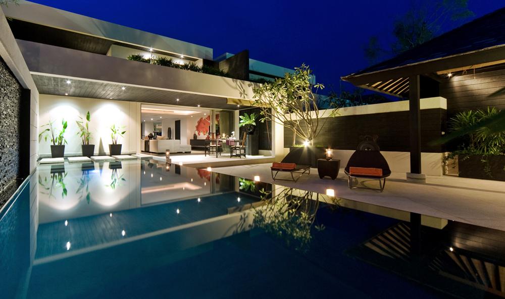 Pavilions Phuket - Spa Pool Penthouse