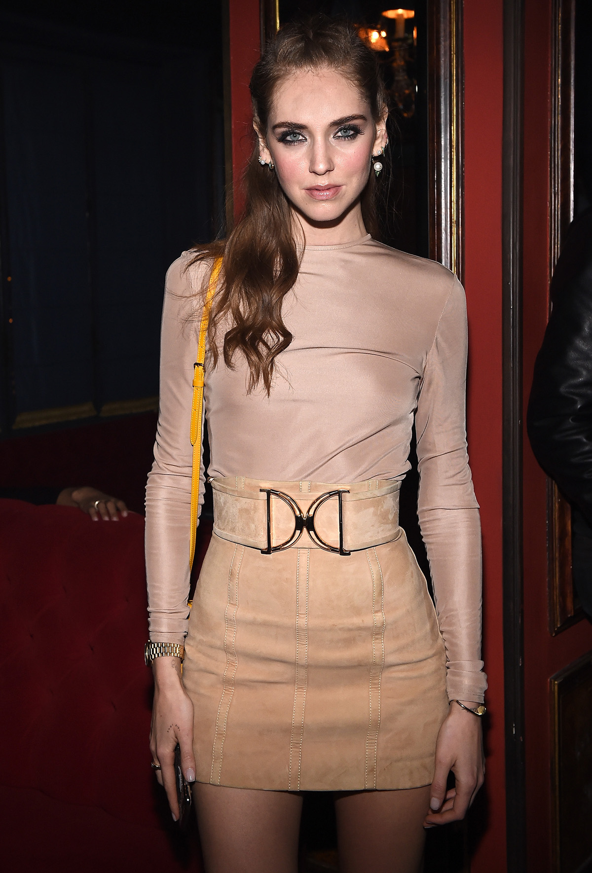 """Balmain : Aftershow Party - Paris Fashion Week Womenswear Fall/Winter 2016"""