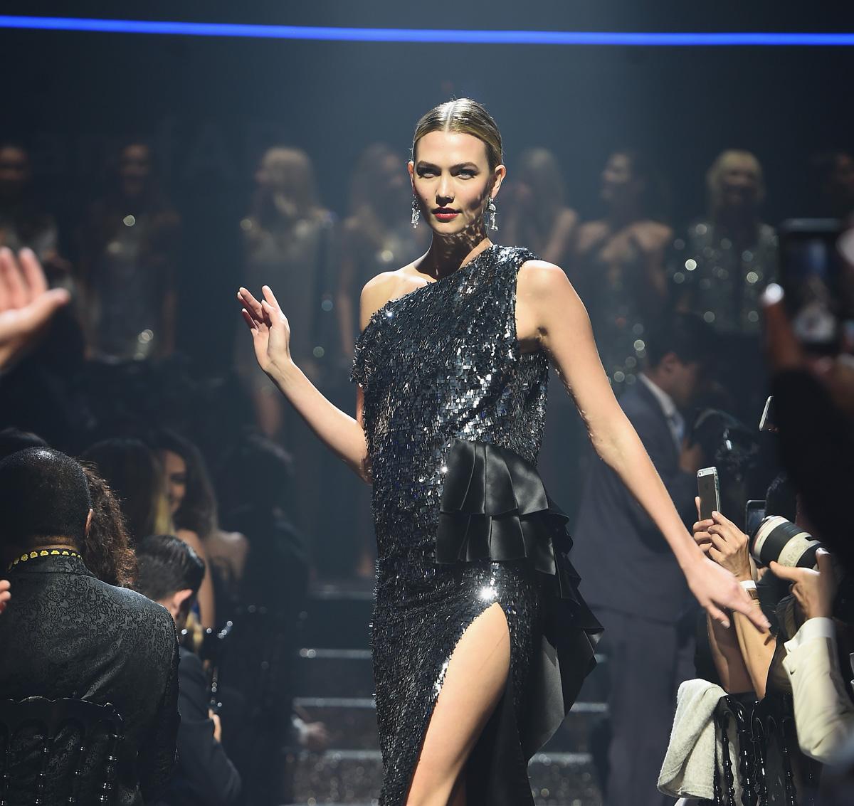 amfAR's 23rd Cinema Against AIDS Gala - Fashion Show - MTRLST.COM