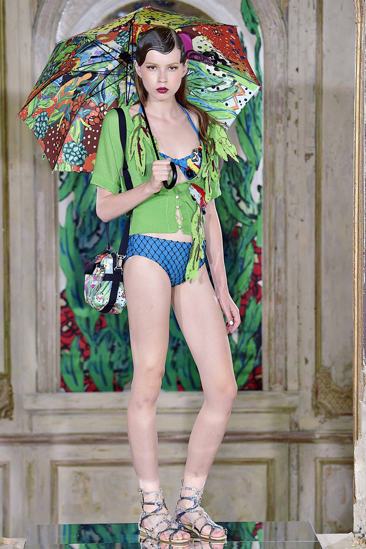 Tsumori Chisato - SS17 - PFW - MTRLST