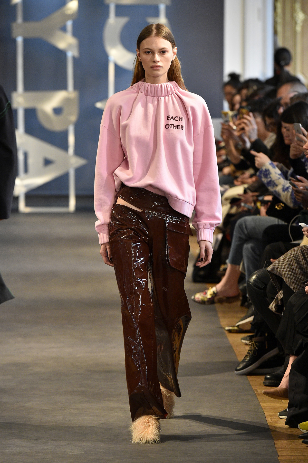 Each x Other: Runway - Paris Fashion Week Womenswear Fall/Winter 2017/2018