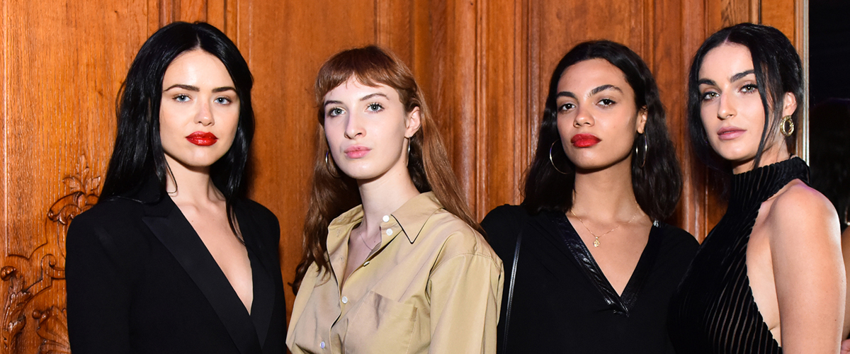 amfAR -Paris Haute Couture -Plaza Athénée