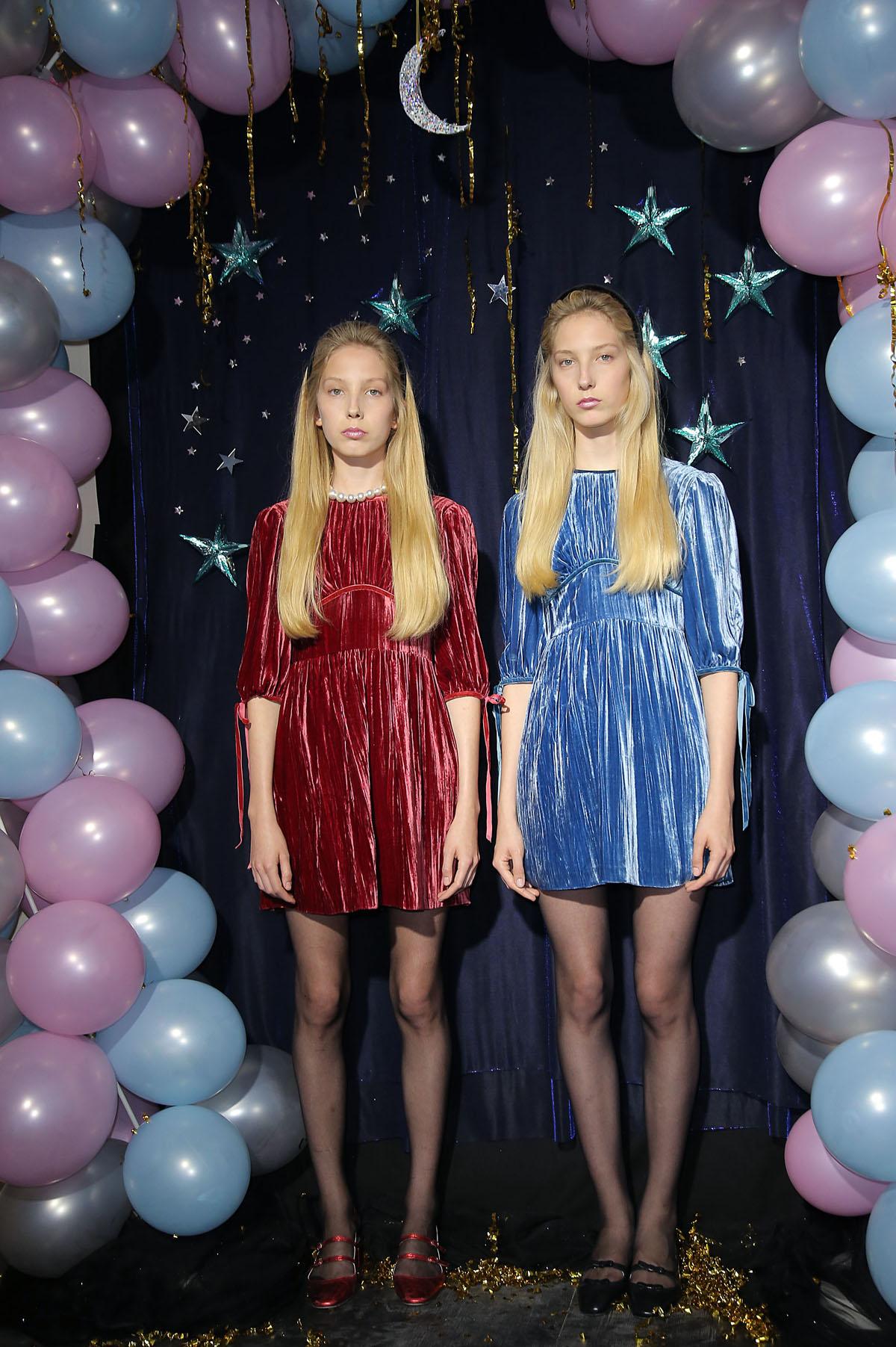 Paris Fashion Week Womenswear Spring/Summer 2018 - AlexaChung fashion show.