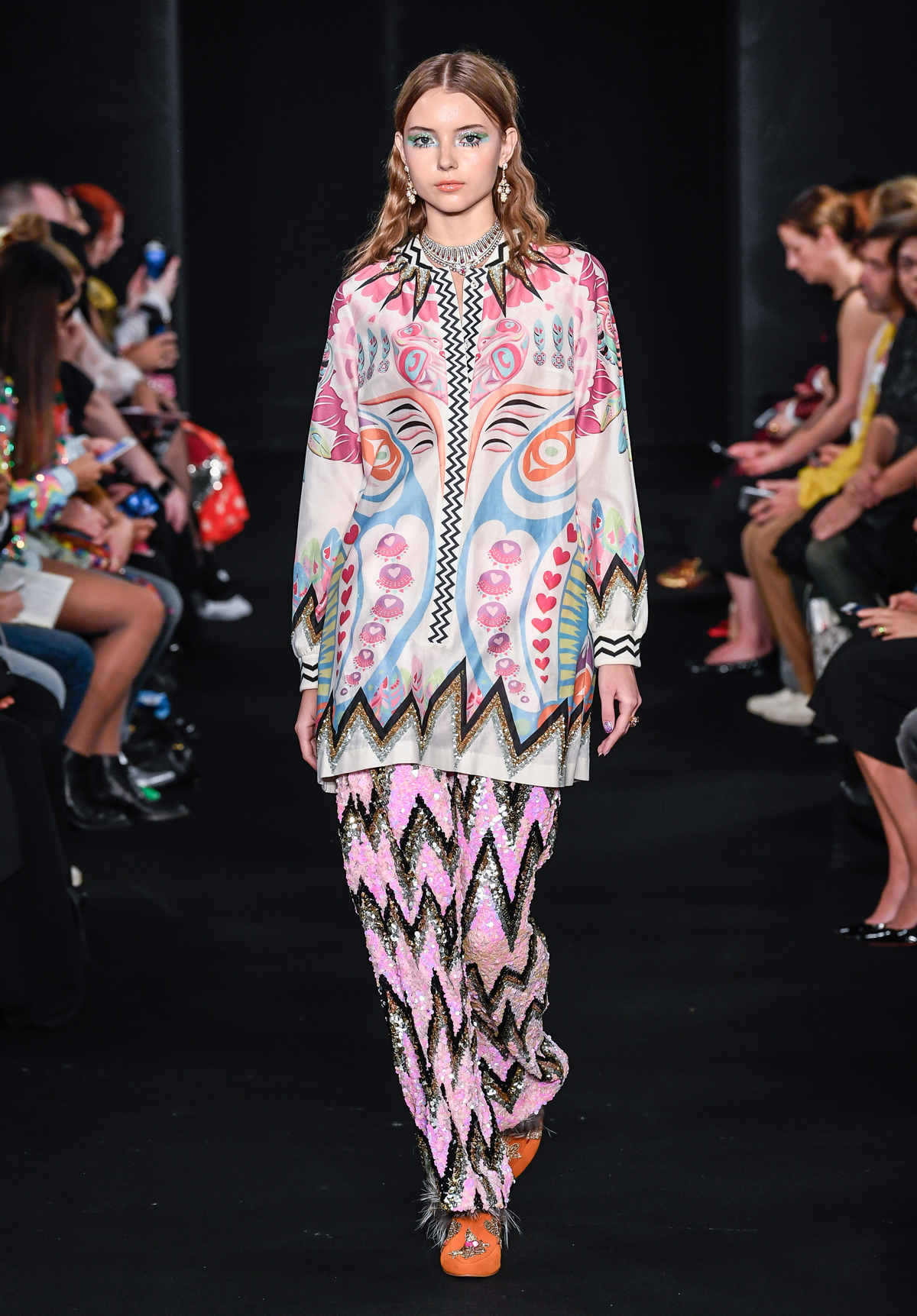 Pixelformula womenswear ready to wearprêt a portersummer 2018ParisMainish Arora